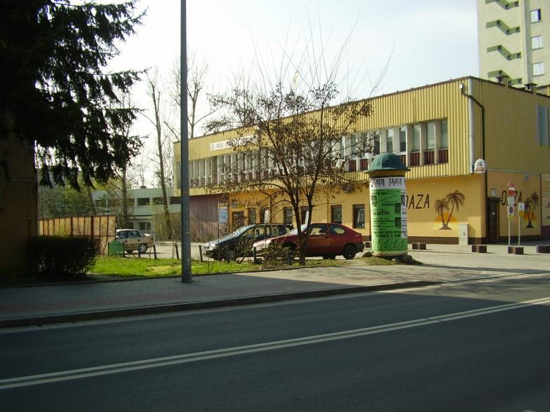 Budynek biurowy - Kościuszki 33 | Biuro rachunkowe